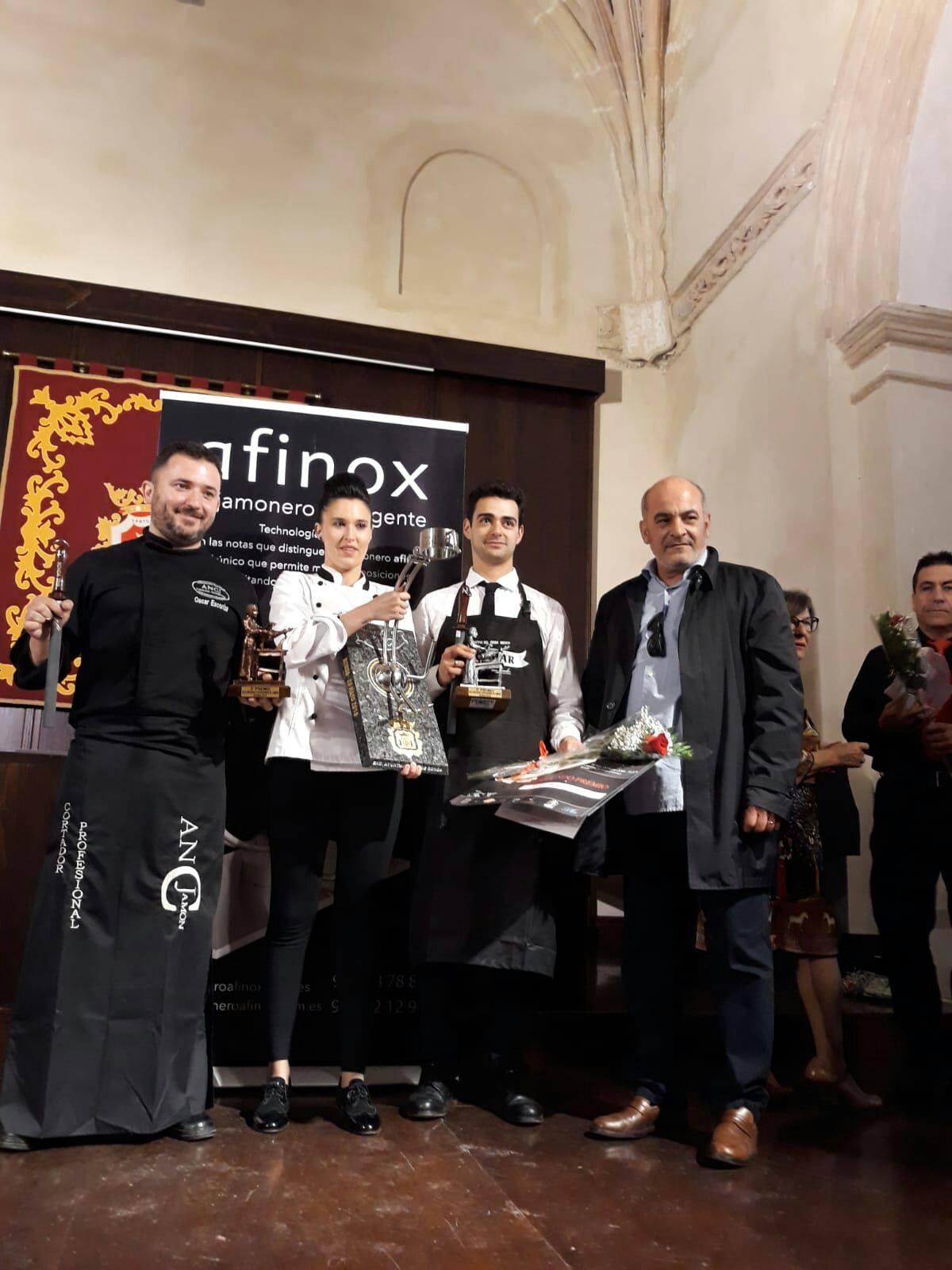 XVI edición del Concurso Nacional de Cortadores de Jamón de Ronda